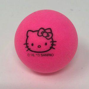Hello Kitty Table Tennis (Ping Pong/Beer Pong) 6pk
